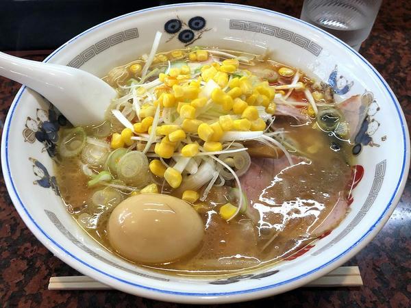 ねぎみそチャーシュー 1100円 + 煮たまご 110円