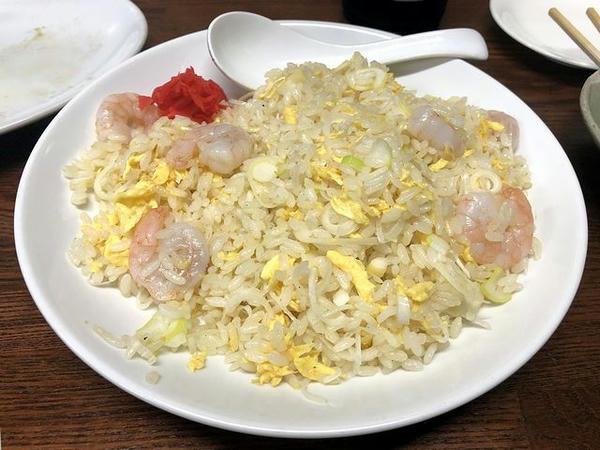 えび炒飯 700円(税別)