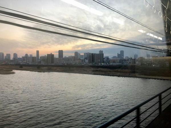 姫島駅-淀川駅間