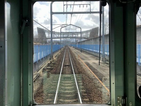 ウッディタウン中央駅-南ウッディタウン駅間