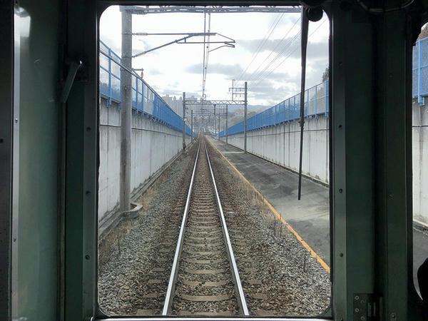 南ウッディタウン駅-フラワータウン駅間