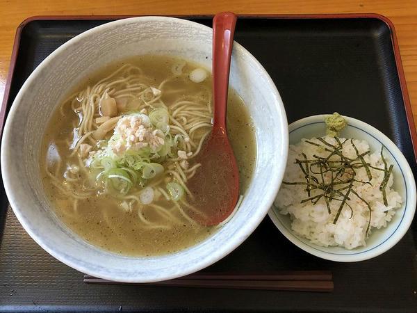 鯛塩お茶漬けセット 780円
