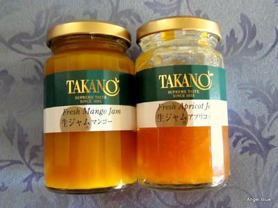新宿TAKANO 生ジャム