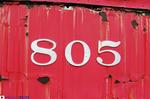 805車番