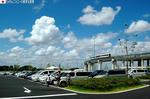 リニモと駐車場
