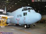 C-130@格納庫