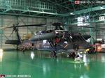 UH-60@格納庫