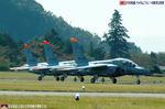 着陸したT-4
