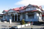浜寺公園駅舎-1