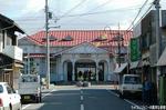 浜寺公園駅舎-2