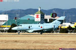 着陸したU-125A