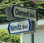 クレメントとニミッツの角