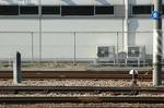 臨海鉄道の0キロポスト?