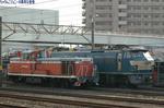 EF66とKE65