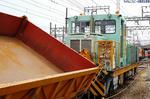 保線用機関車-2