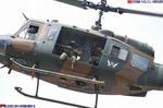 UH-1より射撃