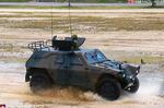 軽装甲機動車撤収