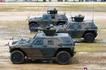 軽装甲機動車再登場
