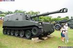 75式155mm自走榴弾砲