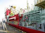 油回収船3