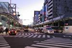 081130名鉄岐阜駅前