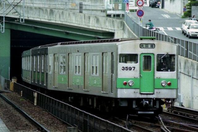 大阪市交通局30系電車 - Japanes...