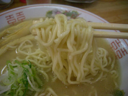 西山軒(味噌4)