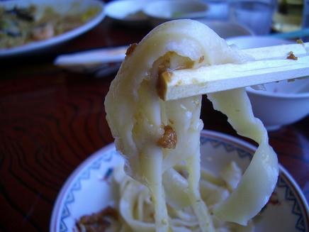 成龍飯店(刀削麺2)