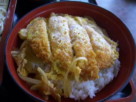 一源(カツ丼)4