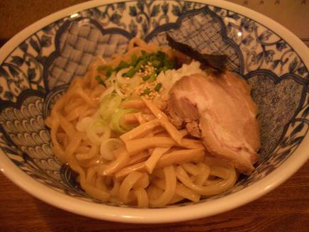 龍馬(油そば)2