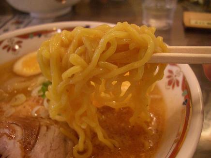 狼スープ(味噌)3