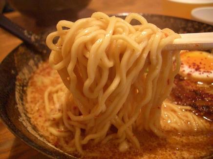 支那虎(担々麺)2