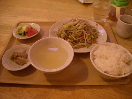 渤海飯店(日替わり)