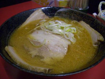 ○喜(味噌チャーシュー)