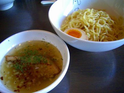 凡の風(つけ麺)