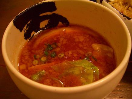 あらとん(味噌つけ麺)2