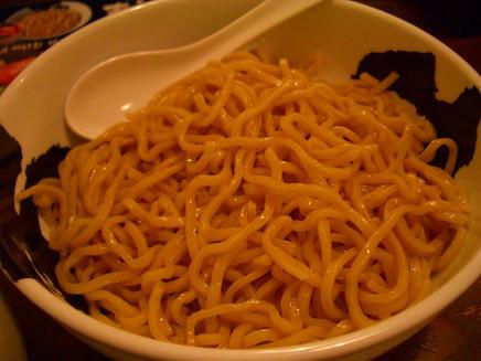 あらとん(味噌つけ麺)4