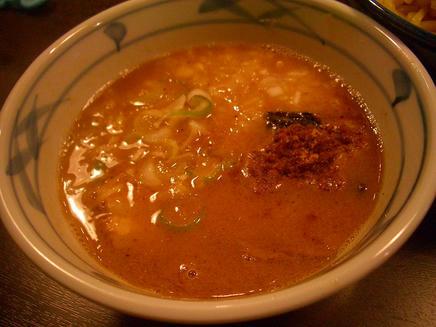 おうぎ屋(味噌)2