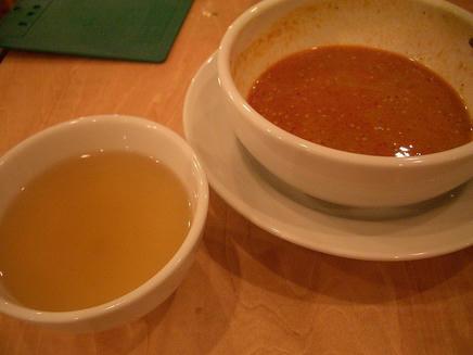万豚記(坦々つけ麺)4