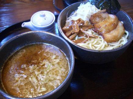 じだい屋(つけ麺)