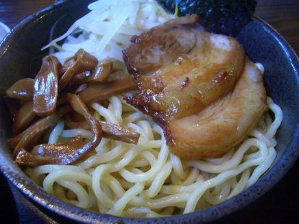 じだい屋(つけ麺)2