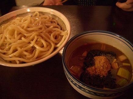 真(つけ麺)