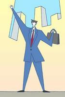ビジネスマン・サラリーマン・ビジネスパーソン・ホワイトカラー