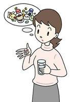 薬・サプリメント・医療用医薬品・一般用医薬品・内服薬・副作用
