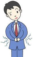 腹痛・胃痛・胃潰瘍・急性胃炎・ストレス・下痢・便秘