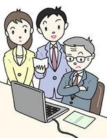 打ち合わせ・ミーティング・営業会議・職場会議・検討会議