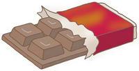 チョコレート・ミルクチョコレート・チョコ・ショコラ
