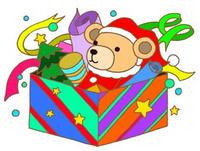 クリスマス・クリスマスプレゼント・聖夜