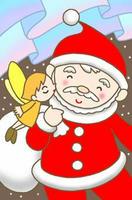 クリスマス・クリスマスプレゼント・サンタクロース