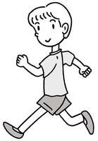 ジョギング・ランニング・散歩・ウォーキング